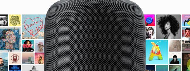 Apple brevetta il suono intelligente di HomePod