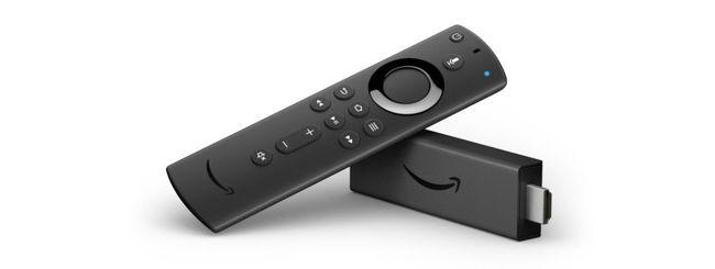 Amazon lancia Fire TV 4K e una nuova homepage