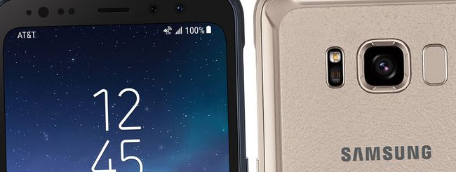 Samsung annuncia il Galaxy S8 Active