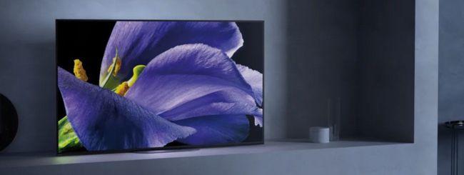 Sony, i TV BRAVIA sono compatibili con Alexa