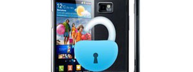 Gingerbread per Galaxy S e bootloader sbloccato per Galaxy S II