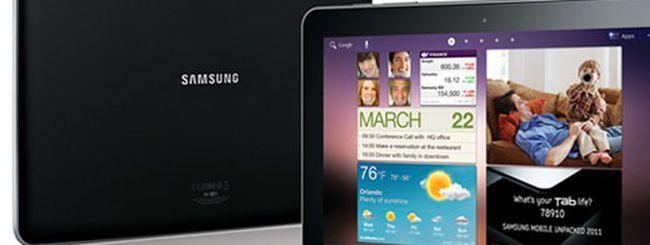 Galaxy Tab 10.1: ora Samsung fa sul serio