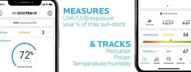 L'Oréal lancia il wearable My Skin Track UV