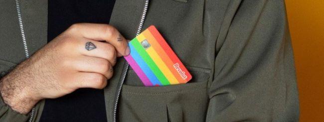 Revolut celebra il Pride con 30.000 carte rainbow