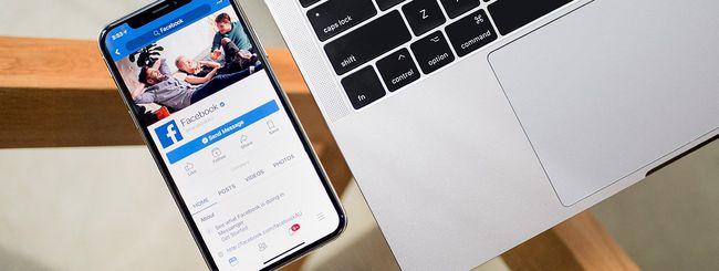Facebook non è down, ma butta fuori gli utenti iOS