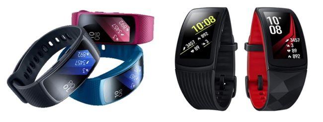 Samsung aggiorna i Gear Fit2 e Fit2 Pro
