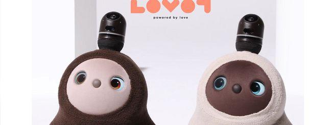 Lovot, il robottino da amare che migliora la vita