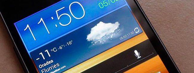 Samsung Galaxy S II: le novità di Android 4.0 ICS