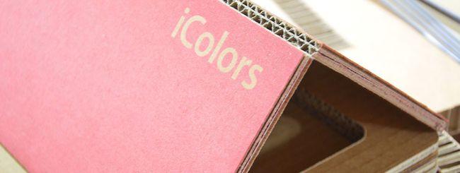 iColors: al Salone le eco-custodie per iPad