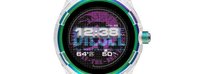 CES 2020, presentato lo smartwatch Diesel Fadelite