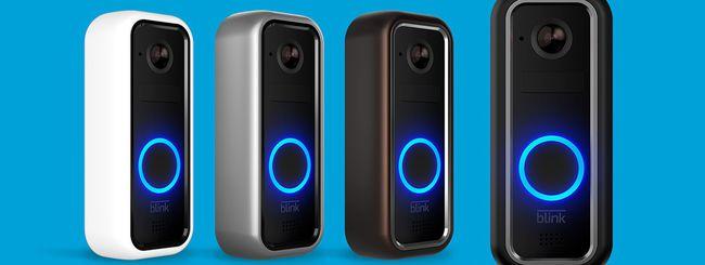 Blink Video Doorbell, videocitofono per smart home
