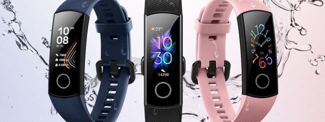 Honor Band 5, boom di vendite del nuovo wearable