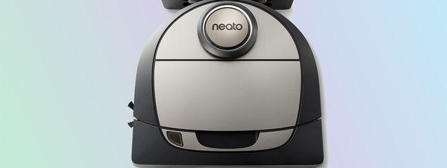 Neato Botvac D7 Connected: l'aspirapolvere smart