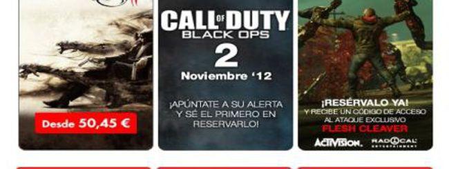 Call of Duty: Black Ops 2, in vendita a novembre?