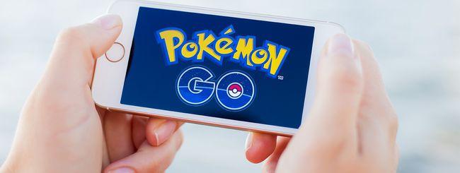 Pokémon GO arriva in Italia per Android e iOS