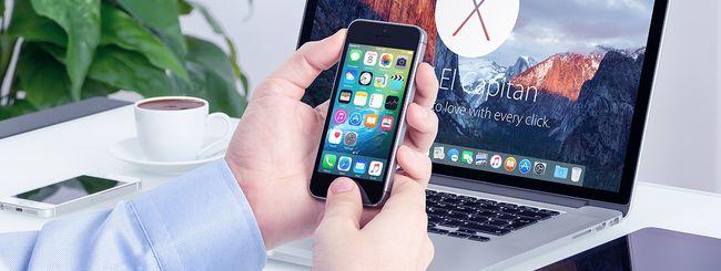 Apple rilascia iOS 9.3.2 e OS X 10.11.5