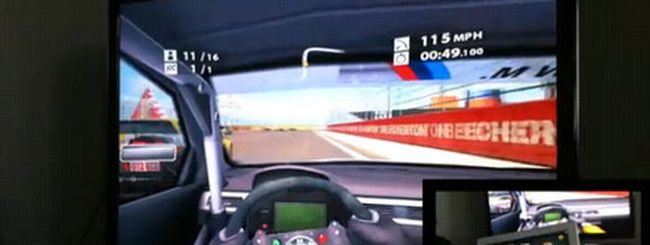 Real Racing 2 HD trasforma l'iPad 2 in una console