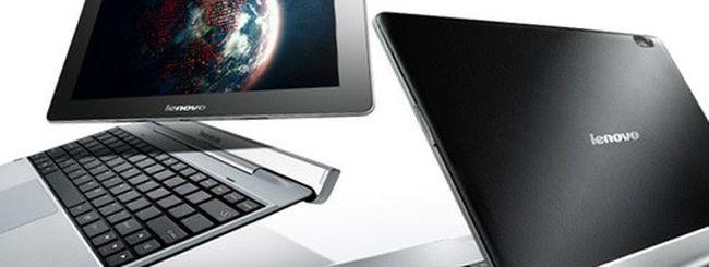 Lenovo presenta IdeaTab A2107, A2109 e S2110