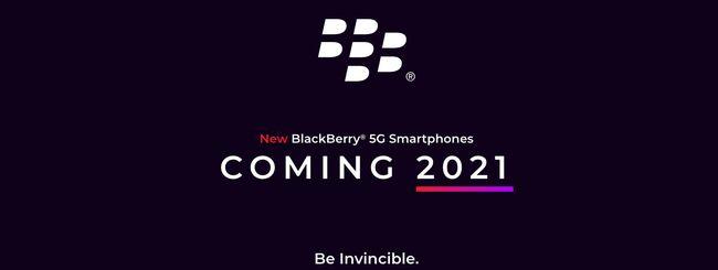 BlackBerry 2021