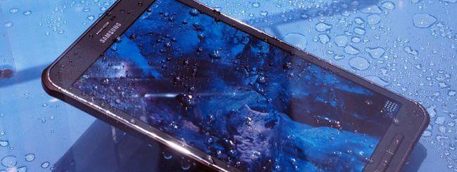Samsung Galaxy Tab Active, ecco il tablet rugged