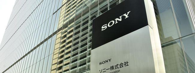 Smartphone pieghevole Sony con schermo retrattile?