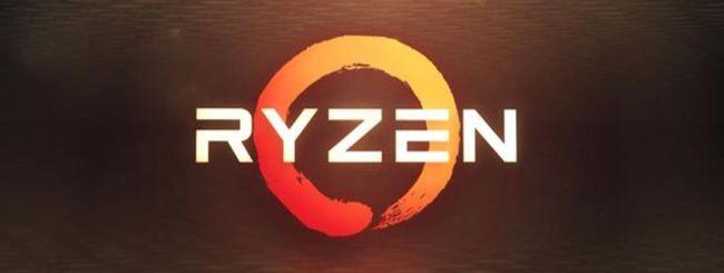 AMD Ryzen, processori desktop intelligenti