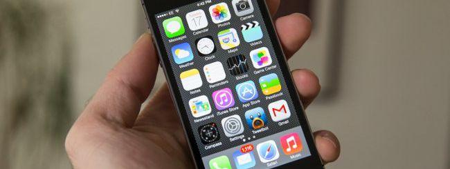 iPhone 5S: un traffico dati mai visto prima
