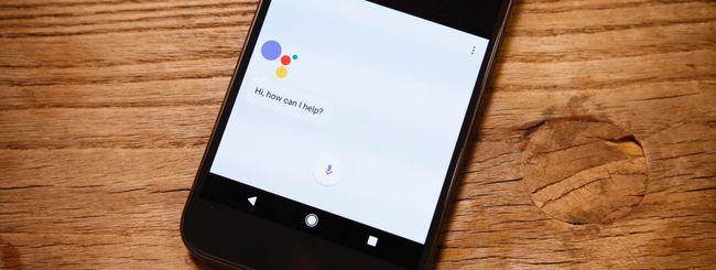 Assistente Google, arrivano le routine in italiano