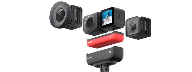 CES 2020: Insta360 ONE R, action camera modulare