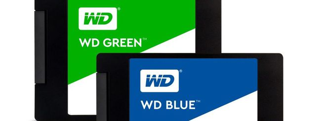 Western Digital entra nel mercato degli SSD