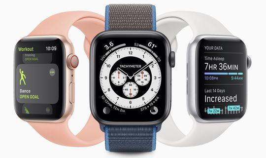Due nuovi Apple Watch in arrivo nel 2020?