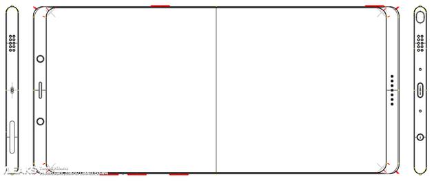 Samsung Galaxy Note 8 schematics