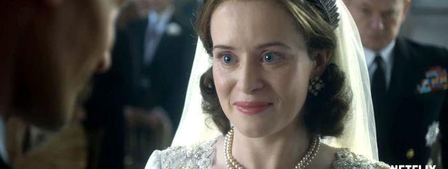 Netflix, la Regina Elisabetta ha visto The Crown