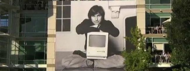 Online la cerimonia commemorativa per Steve Jobs