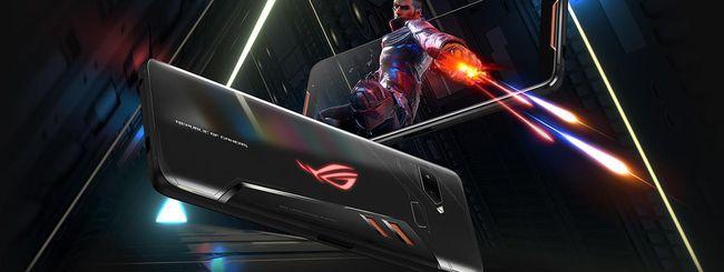 ASUS ROG Phone disponibile in Italia il 25 ottobre