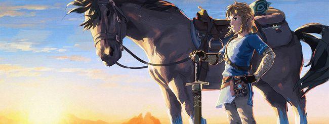 Zelda Breath of the Wild su Switch, un capolavoro?
