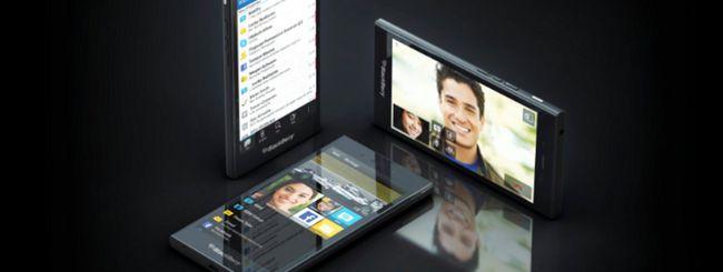 I nuovi BlackBerry Z3 e Q20 annunciati al MWC 2014