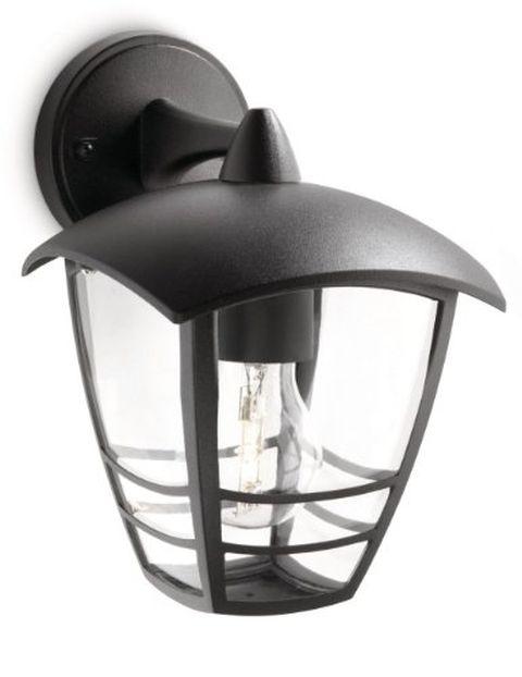 Philips Lighting Creek, Lampada da Parete per Esterno, Lanterna Down