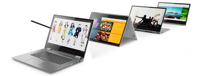 MWC 2018: Lenovo Yoga 730 e 530