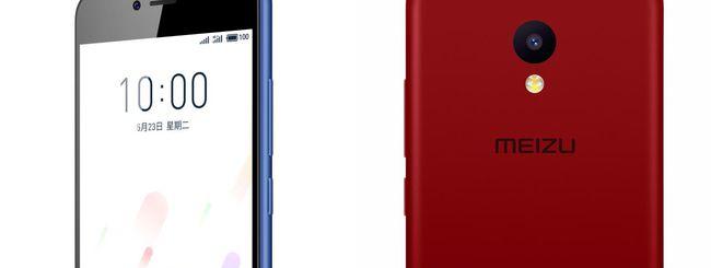 Meizu M5c disponibile anche in Italia