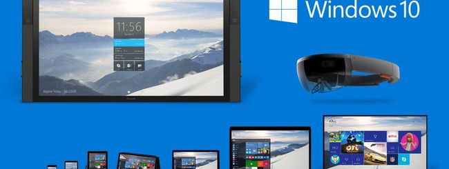 Windows 10 per tablet: uno sguardo all'interfaccia