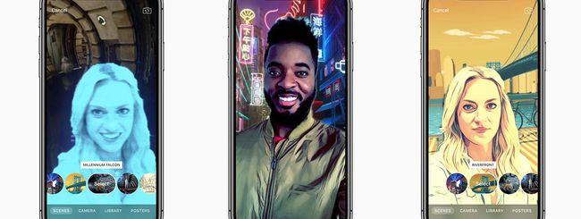 Clips di Apple, dai selfie 360 a Star Wars