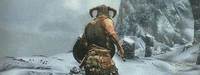 The Elder Scrolls V: Skyrim non avrà il multiplayer, ecco perché