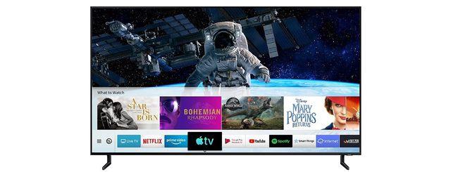 App per smart TV Samsung: Netflix e le altre