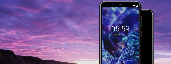 Nokia 5.1 Plus riceve Android 9 Pie