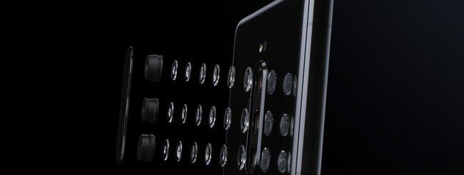 MWC 2019: Sony Xperia 1, 10, 10 Plus e L3