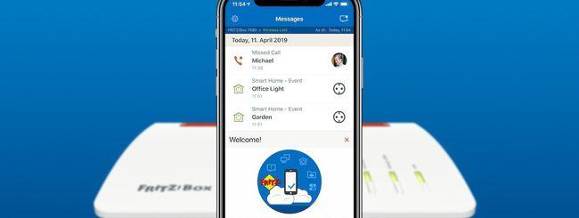 Arriva la nuova MyFRITZ!App per iOS