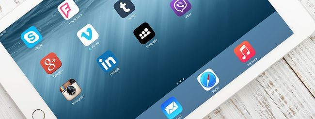 Microsoft Office per iOS 9, multitasking su iPad