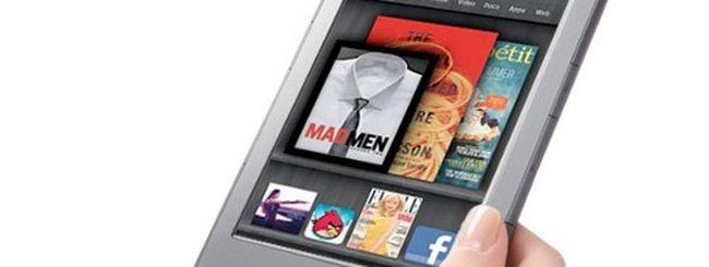Un nuovo Kindle con display a colori?