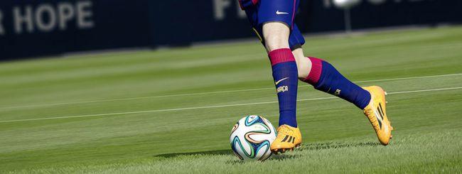FIFA 16: EA Sports spiega il No Touch Dribbling